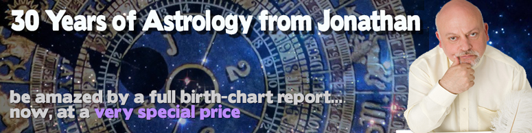 Jonathan Cainer Personal Charts